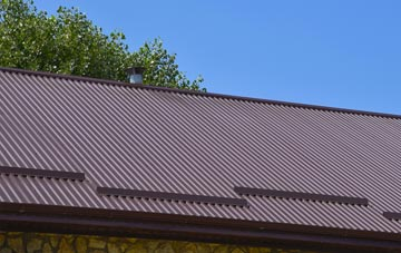 typical Tandridge corrugated roof uses