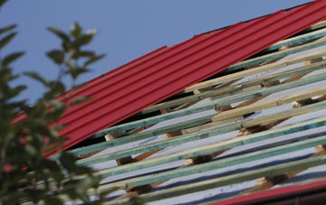 Tandridge corrugated roofing costs