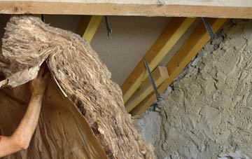 Tandridge pitched roof insulation costs